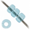 Miyuki Seed Bead 11/0 Aqua Transparent